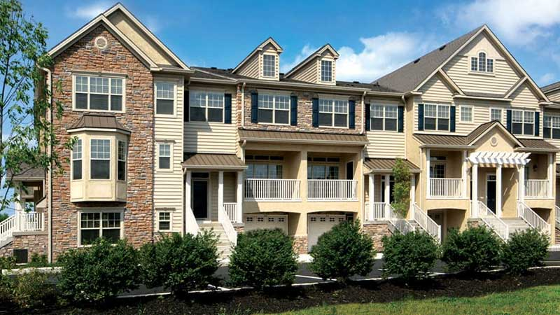 Heritage Orchard Hill Exterior