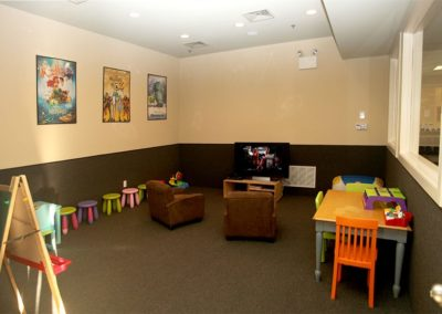 Heritage Orchard Hill Clubhouse Play Room in Perkasie, PA