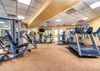 Heritage Orchard Hill Clubhouse Fitness Center in Perkasie, PA