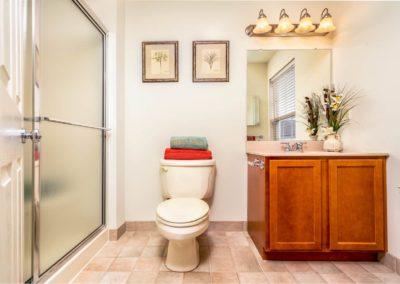 Heritage Orchard Hill 3 Bedroom Oakwood Primary Bath in Perkasie, PA