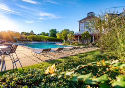 Heritage Orchard Hill Swimming Pool in Perkasie, PA