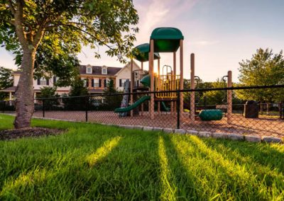 Heritage Orchard Hill Applewood Tot Lot in Perkasie, PA