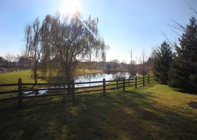 Heritage Orchard Hill Pet Park and Pond in Perkasie, PA