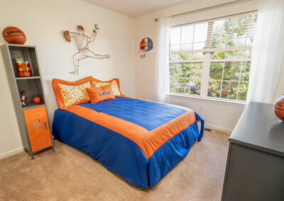 Heritage Orchard Hill 3 Bedroom Oakwood 3rd Bedroom in Perkasie, PA