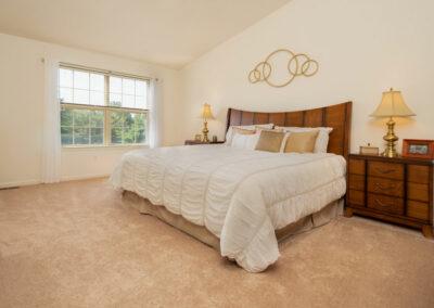 Heritage Orchard Hill 3 Bedroom Oakwood Primary Bedroom in Perkasie, PA