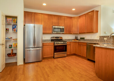 Heritage Orchard Hill 2 Bedroom Maplewood Kitchen with Pantry in Perkasie, PA