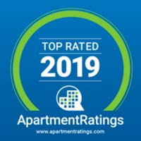 2019 Apartment Ratings Top Rated Award Winner