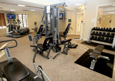 Heritage Orchard Hill Community Fitness Center in Perkasie, PA