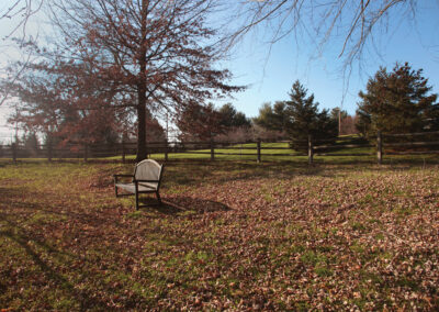 Heritage Orchard Hill Scenic Pet Park in Perkasie, PA